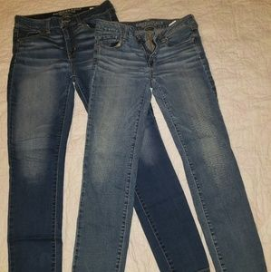 American Eagle Outfitters Jeans,  size 10 Regular